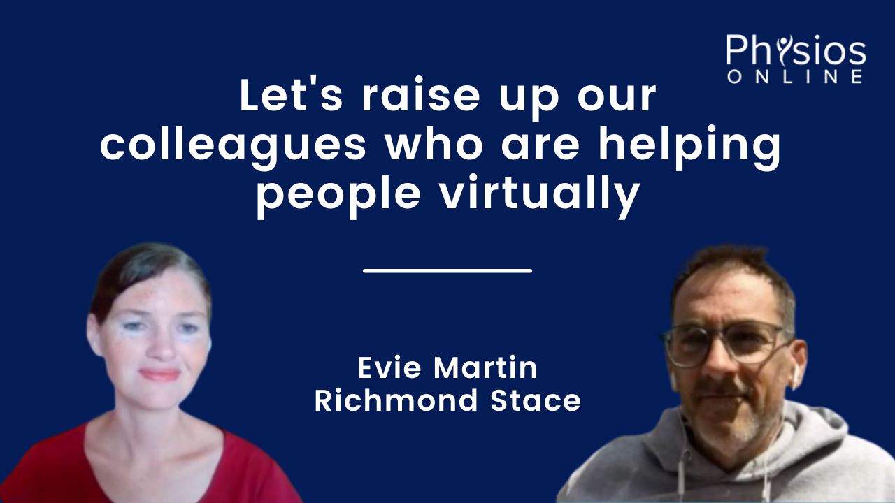 Image of Richmond Stace and Evie Martin