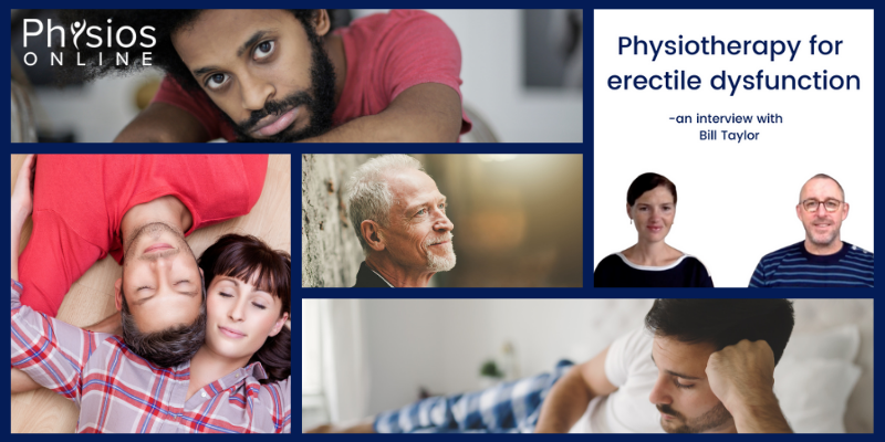 Erectile dysfunction physiotherapy