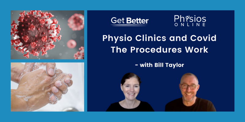 Physio clinics and covid procedures