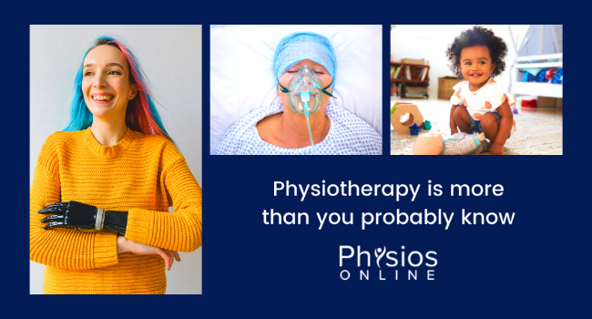 Physiotherapy is more than you know