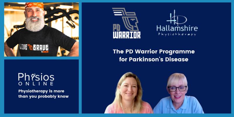 PD Warrior Parkinsons