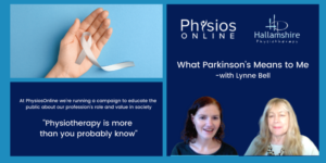 What Parkinson's Disease means to me