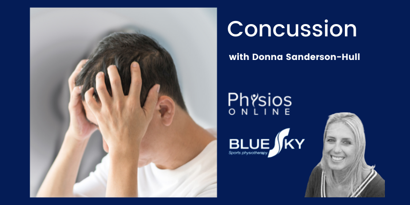 Concussion physiotherapy